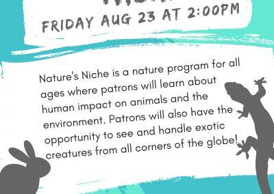 Nature's Niche jpeg